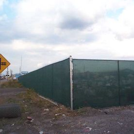 commercial chain fence
