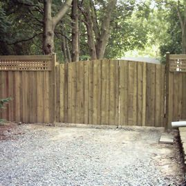 single phase fencing gate